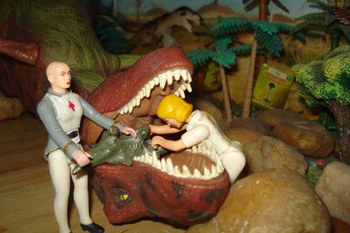 Rexford, Rexford Dinosaur, RTO, choke, nurse, Ilia, SRG, Stegosaurus, Dinosaur Toys