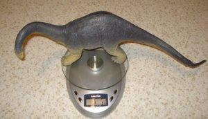 Carnegie Apatosaurus Dinosaur Toys