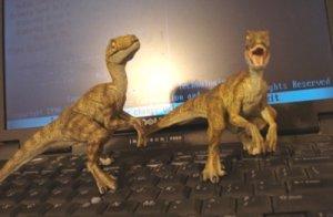 Papo Velociraptor Dinosaur Toys