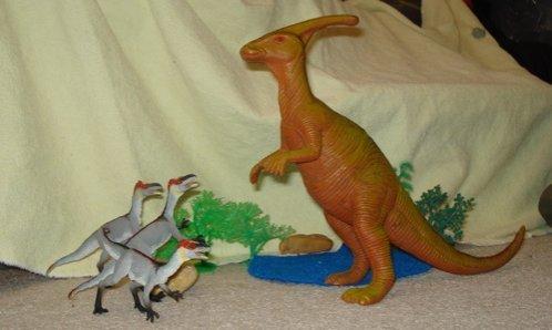 Dilong Dinosaur Toys