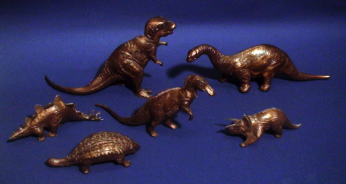 AMNH. American Museum of Natural History, Dinosaur Toys