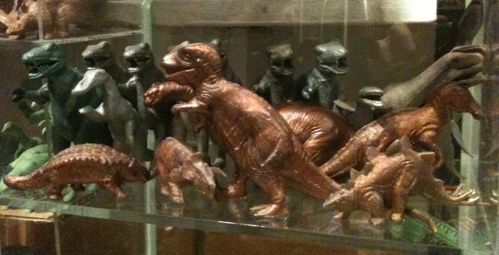 AMNH, American Museum of Natural History, Dinosaur Toys