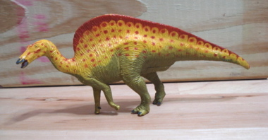 Battat Ouranosaurus Dinosaur Toys