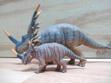 Battat Styracosaurus Dinosaur Toys