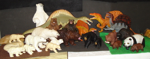 Spinosaurus, Carnegie collection, safari ltd, Dinosaur Toys