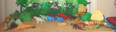 Dimetrodon Dinosaur Toys