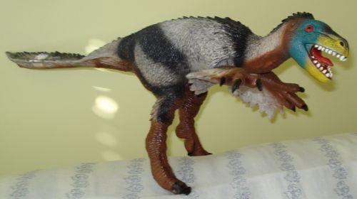 Dinosaur Toys, Bullyland, Velociraptor