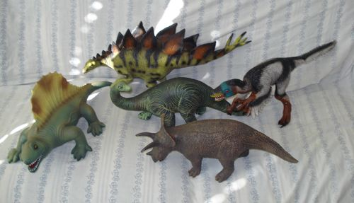 Dinosaur Toys, Rexford, Bullyland Soft Play