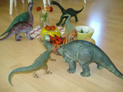 Bullyland Giganotosaurus, Giganotosaurus, Bullyland, Dinosaur Toys