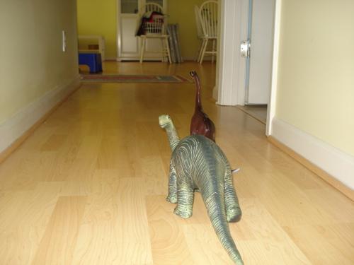Bullyland Soft Play, Apatosaurus, Bullyland Dinosaur Toys