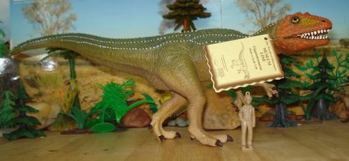 Bullyland Giganotosaurus, Giganotosaurus, Dinosaur Toys, Bullyland