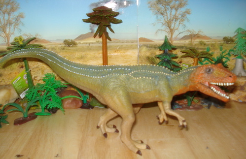 Giganotosaurus, Bullyland Giganotosaurus, Bullyland, Dinosaur Toys