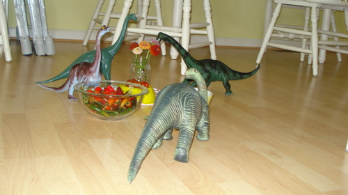 Bullyland, Bullyland Soft Play, Apatosaurus, Bullyland Dinosaur Toys