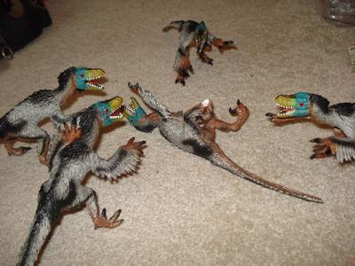 Dinosaurs Extinction Dinosaur Toys