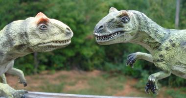 Bullyland Allosaurus Dinosaur Toys