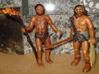 Bullyland Cavemen Dinosaur Toys