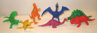Bullyland Early Dinosaur Toys