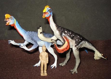 Oviraptor Dinosaur Toys