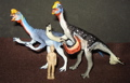 Carnegie Oviraptor Dinosaur Toys