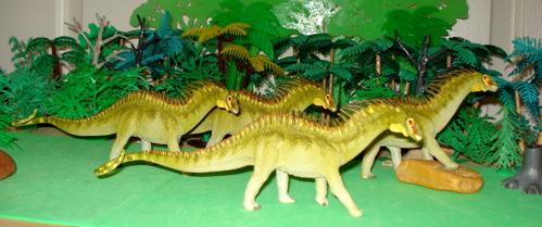 Amargasaurus, carnegie collection, Dinosaur Toys