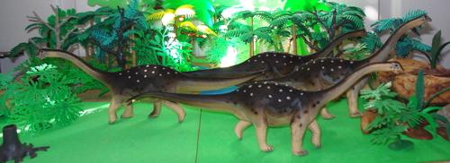 Carnegie, Saltasaurus, Dinosaur Toys