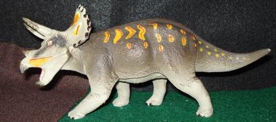 Carnegie Triceratops Dinosaur Toys