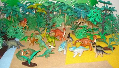 Baby Dinosaurs, Velociraptor, Dinosaur Toys