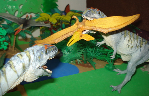 Carnegie Giganotosaurus, Dinosaur Toys