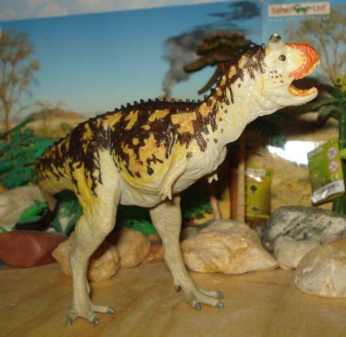 Dinosaur Toys, Carnegie, Carnotaurus