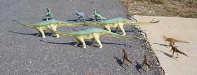 Diplodocus Dinosaur Toys