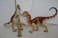 Carnegie Dilophosaurus Dinosaur Toys