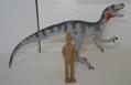 Carnegie Deltadromeus Dinosaur Toys