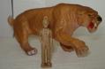 Carnegie Smilodon Dinosaur Toys