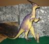 China Parasaurolophus Dinosaur Toys