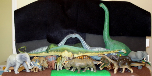 Carnegie Collection, Safari Ltd, Dinosaur Toys