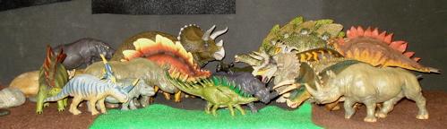 PAPO, Safari Ltd, Battat, Dinosaur Toys