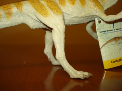 Cryolophosaurus, Carnegie Cryolophosaurus, Dinosaur Toys