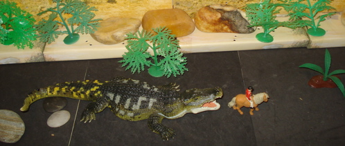 Carnegie Collection, Deinosuchus, Dinosaur Toys