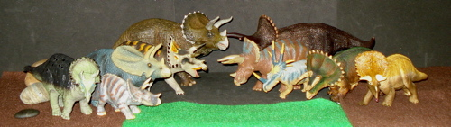 Battat, Papo, Safari Ltd, Carnegie Collection, Dinosaur Toys