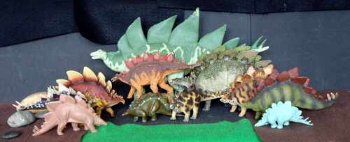 Battat, Papo, Safari Ltd, Marx, Dinosaur Toys