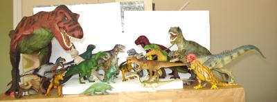Dinosaur Toys Carnivores