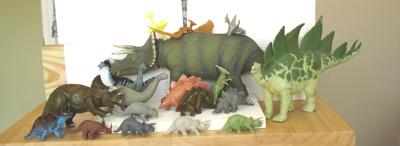 Dinosaur Toys Herbivores