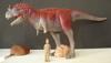 Carnotaurus Dinosaur Toys
