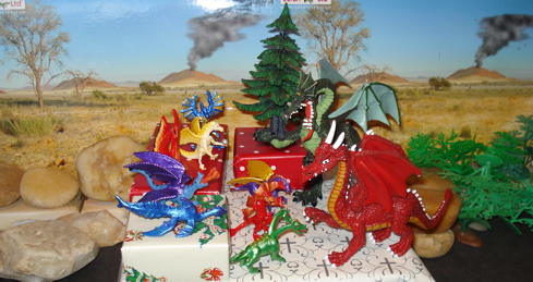 Safari Dragon, Dinosaur Toys