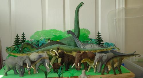 Camarasaurus, Diplodocus, Brachiosaurus, Carnegie collection, Dinosaur Toys
