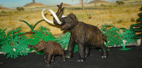 safari ltd, mammoth, Dinosaur Toys
