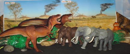 tyrannosaurus rex, Dinosaur Toys