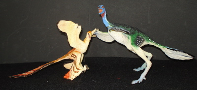 Feathered Dinosaur Toys