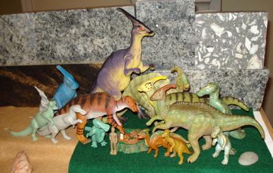 Hadrosaurus Dinosaur Toys