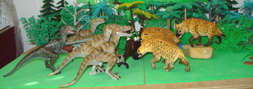 Papo, Velociraptor, Raptor, Dinosaur Toys